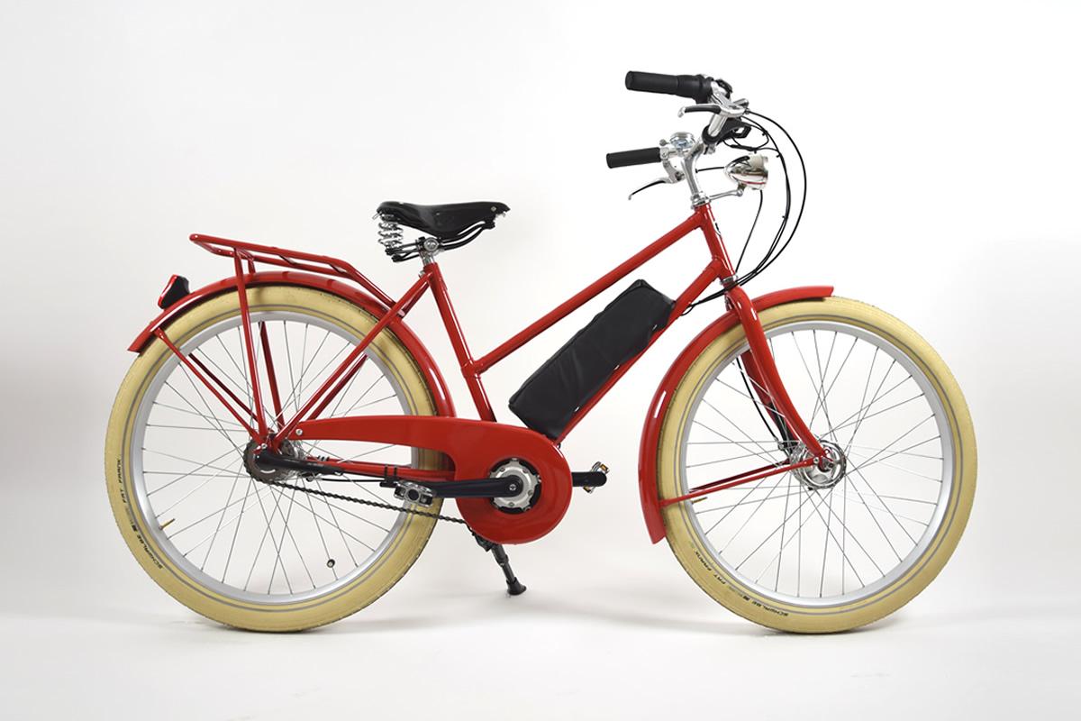 Campagnola donna e motion sartori bikes biciclette vintage