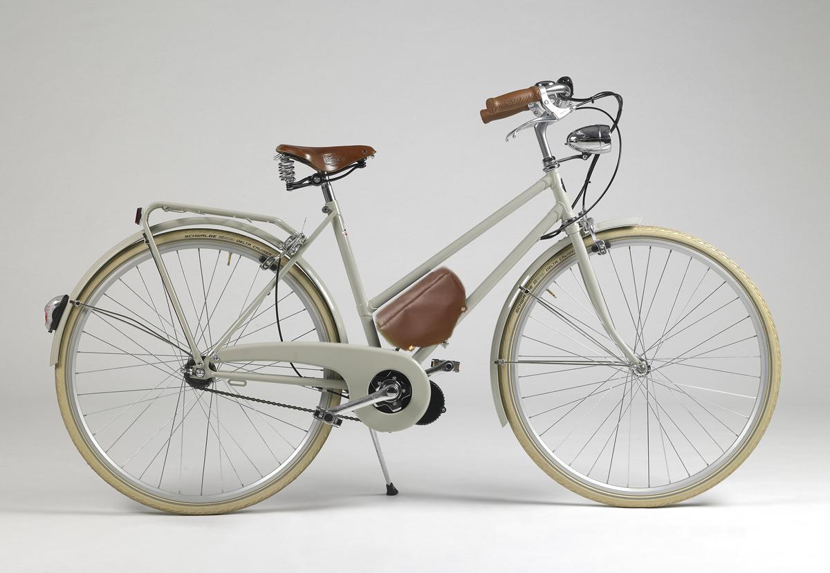 Regale Donna E-Motion | Sartori Bikes - Vintage electric ...