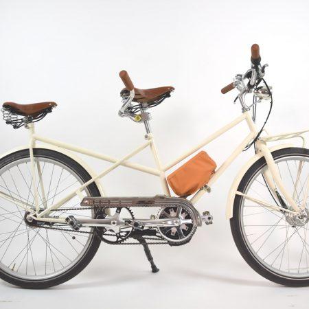Bicicletta Tandem Elettrica