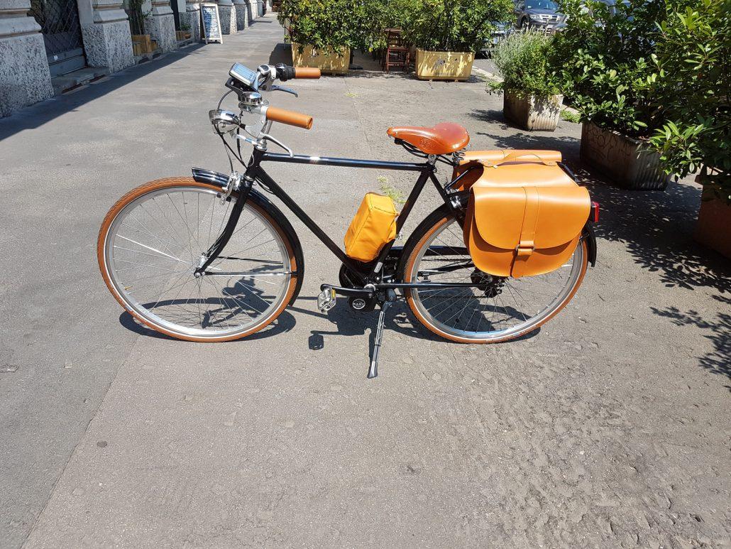 Bici elettrica sartori bikes